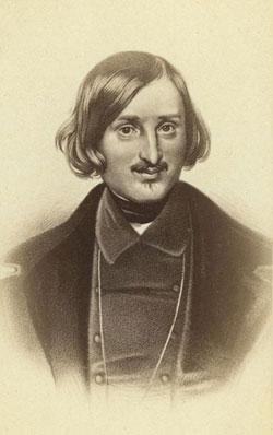gogol-la-kiev-portret-de-f-miller